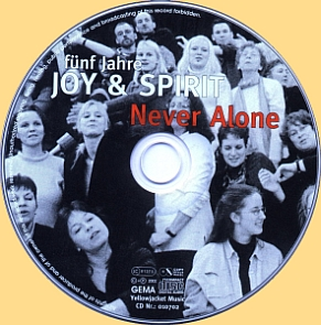 CD - Never alone